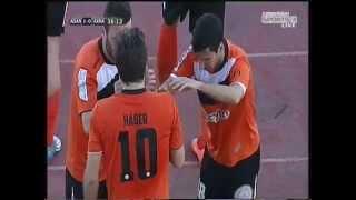 Agia Napa - Ethnikos Goal Haber 35'