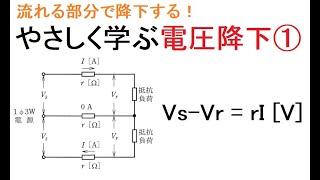 降下 計算 電圧 電線路の電圧降下の計算方法|電験3種ネット
