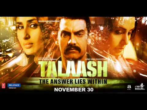 Talash film all song mp3 download.