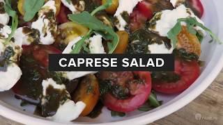 GoodLife Kitchen Food Life: Caprese Salad
