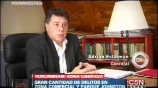 C5N - C5N INVESTIGA: HURLINGHAM, ZONA LIBERADA