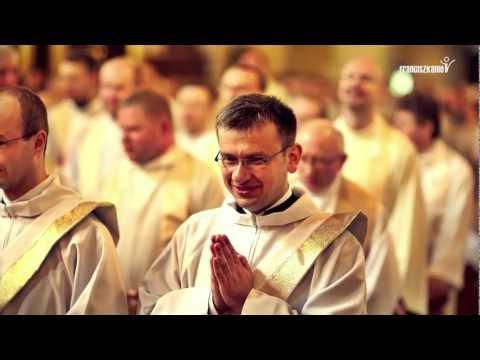 Święcenia u franciszkanów 2012