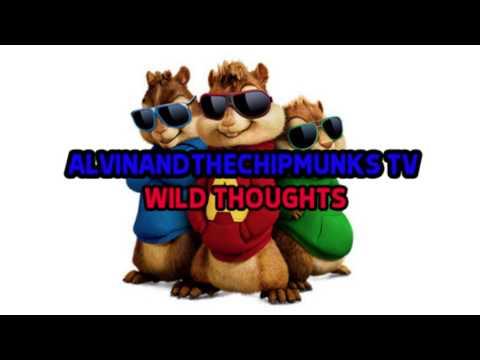 Alvin And The Chipmunks   Wild Thoughts   DJ Khaled feat. Rihanna, Bryson Tiller