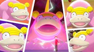 How to Catch & Evolve Galarian Slowpoke in Pokémon Sword & Shield
