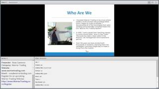 Momentum Day Trading Strategies with Ross Cameron, WarriorTrading.com
