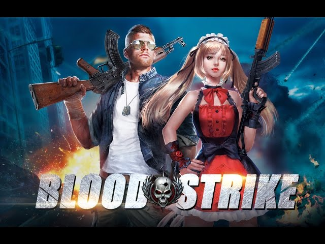 Blood Strike #01 O Inicio