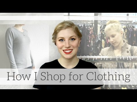 How I Shop for Sustainable & Ethical Fashion