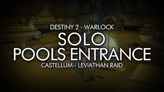 Destiny 2 - Solo Leviathan Raid Entrance (Castellum: Royal Pools Entrance)