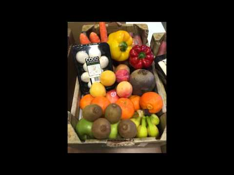 Nudiefoods Fruit & Vegetable Delivery in Dublin