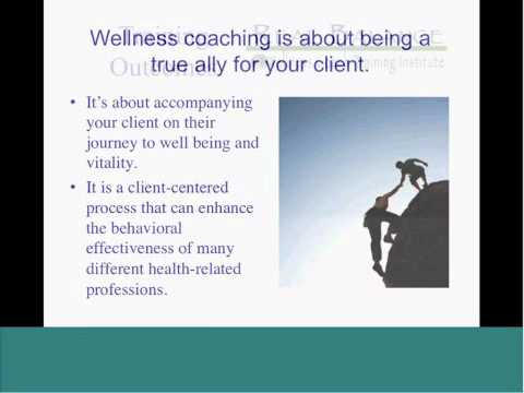 An Introduction to Health & Wellness Coaching with Michael Arloski PhD