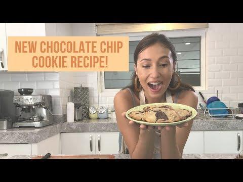My NEW Favorite Cookie Recipe | Solenn Heussaff