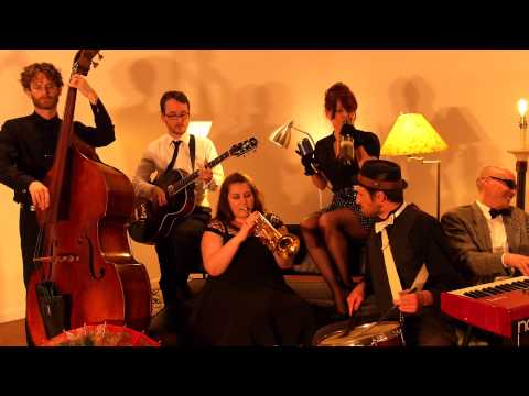 Completely - The BOURBON REBELS covering Caro Emerald