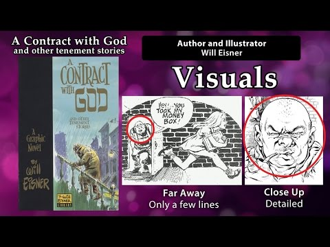 Graphic Novel Review - A Contract with God (by Will Eisner)