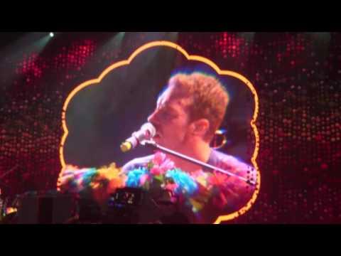 Coldplay - The Scientist @ Stade de France (15/07/2017)