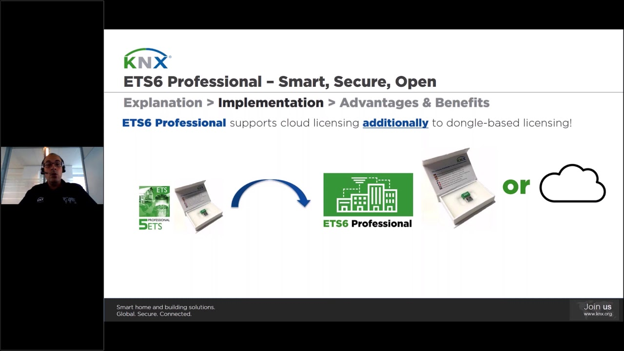 ETS6 Professional – Smart, Secure, Open