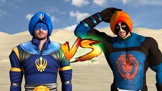 Flying Jatt vs Super Singh (Part 1)