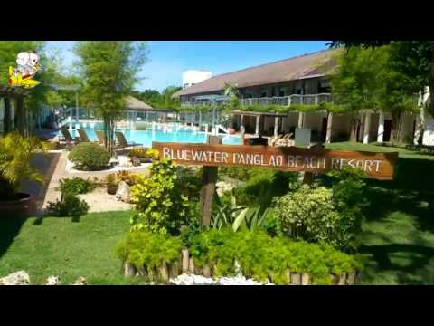 Holiday in Bluewater Panglao resort, Bohol, Philippines