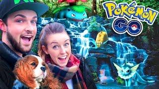 Pokemon GO! - INSANE EVOLUTION LUCK + FINAL STARTER POKEMON HUNT!