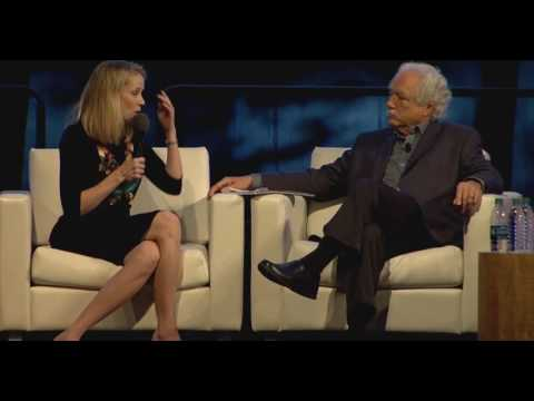 CHI 2016 Plenary: Marissa Mayer in conversation with Terry Winograd