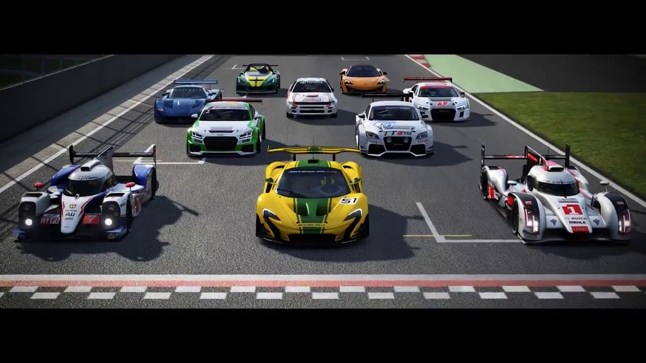 assetto corsa ready to race dlc trailer youtube. Black Bedroom Furniture Sets. Home Design Ideas