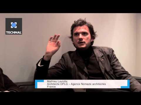 Interview M.Laviolle - Architectes DPLG - Agence Nomade architectes - France