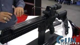 AR-57 PDW Personal Defense Weapon
