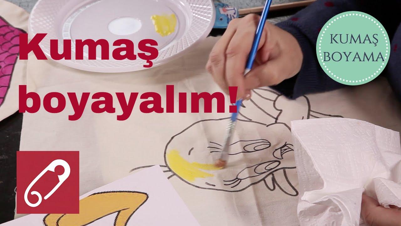 Kumas Boyama Nasil Yapilir 10marifet Youtube