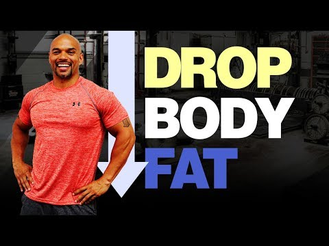 How To Lower Body Fat Percentage: 4 Steps To Reduce Body Fat Naturally!