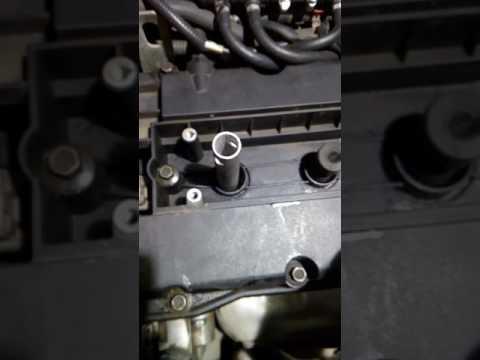 Троит и неровно работает двигатель на Chevrolet Lacetti .