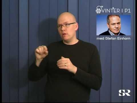 SR P1: Vinter med Stefan Einhorn, del 4 av 8
