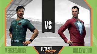 Mercen rios vs Hollywood Futebol Fight