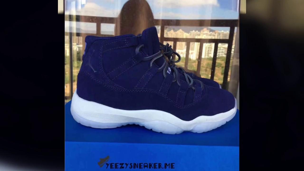 best sneakers 08fb5 2dbd2 Air Jordan 11 Respect REVIEW