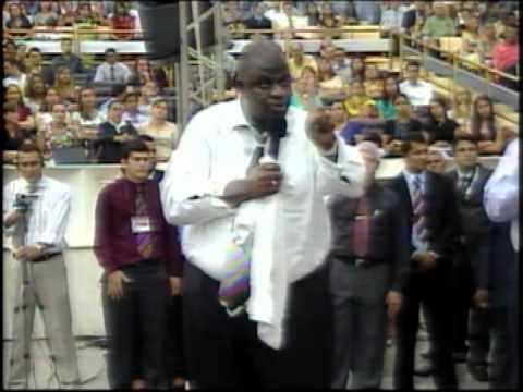 1° Congresso Internacional de Missões Atalaias Missionários - Pr. Randy Johnson - PARTE 04
