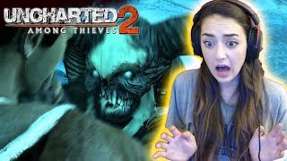 WHAT THE HELLLLL?! - Uncharted 2: Among Thieves Playthrough - Part 6