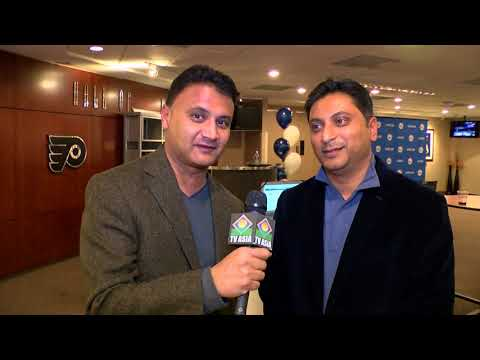 Indian American Heritage Night at the Sixers   AICC   Philadelphia   Part 1