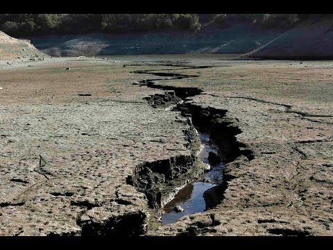 Scientists Warn: Decades of Megadrought in California