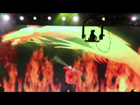 Chinese Students Cultural revolution performance | shandong university cultural festival 2017