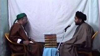Munazra.. Hujatul Islam Syed Jan Ali Shah Kazmi With Mufti Zain ul Abedien