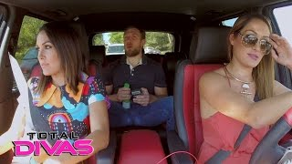 Daniel Bryan tests The Bella Twins' knowledge: Total Divas, Dec. 21, 2016