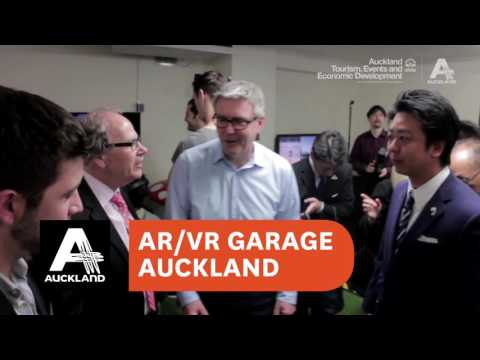 AUCKLAND AR VR MADE REALITY - Intellectual Capitals