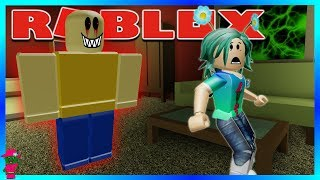 JOHN DOE WON'T LEAVE MY ROOM!! (Roblox Hotel Trip)