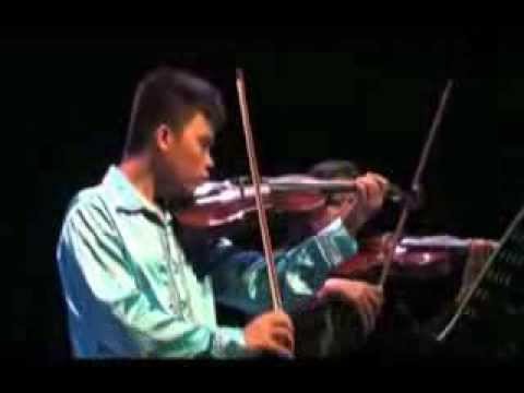 CAN'T TAKE MY EYES OFF OF YOU by JOSHUA BANGI - VIOLIN