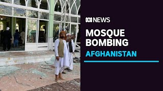 Suicide bomber kills 47, injures dozens more at Shiite mosque in Afghanistan   ABC News
