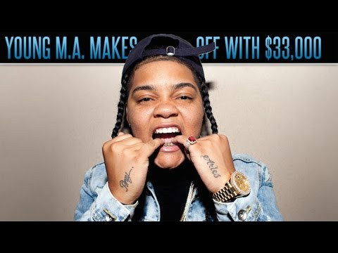 Promoter Claims Young M.A. Finessed Him Out of...