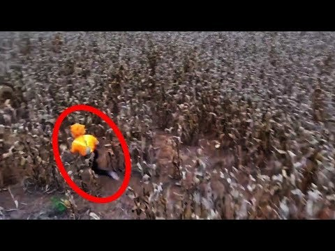 Drone'lar Tarafından Yakalanan 5 Korkutucu Şey