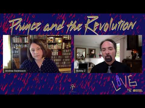 Prince & The Revolution: Live Pre-Show with Bobby Z & Andrea Swensson