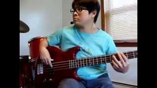 Thì thầm mùa xuân - Mỹ Linh : bass cover