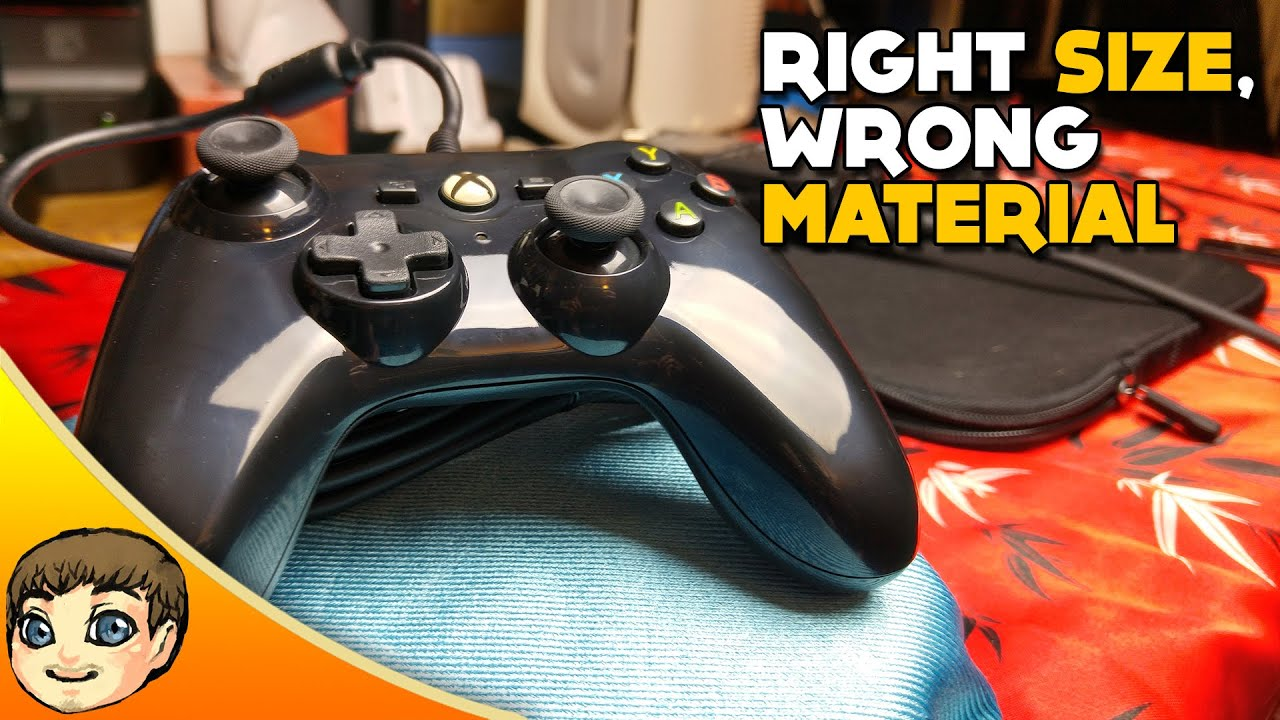 PowerA Xbox One & PC Mini Controller (Unboxing & Review) - YouTube