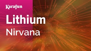 Karaoke Lithium - Nirvana *