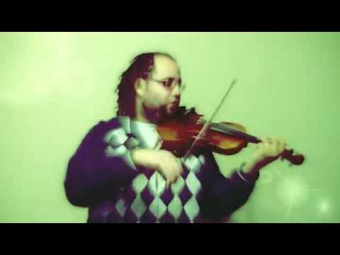 Black & Yellow Maestro J 'Worldstar Exclusive' Violin Cover